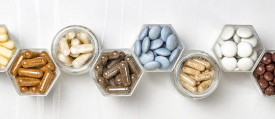 Cure de vitamines